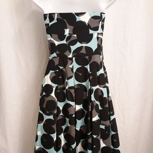 Mercer and Madison fit and flair dress sz 10